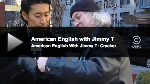 American English With Jimmy T: Cracker
