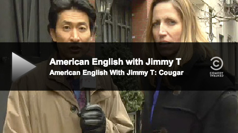 American English With Jimmy T: Cougar