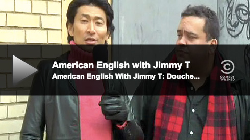 American English With Jimmy T: Douchebag