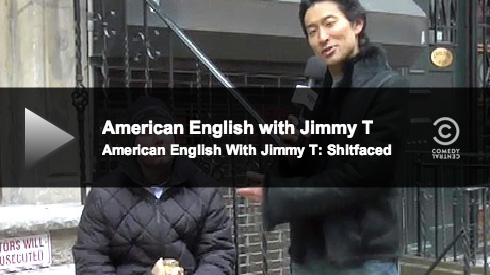 American English With Jimmy T: Shitfaced